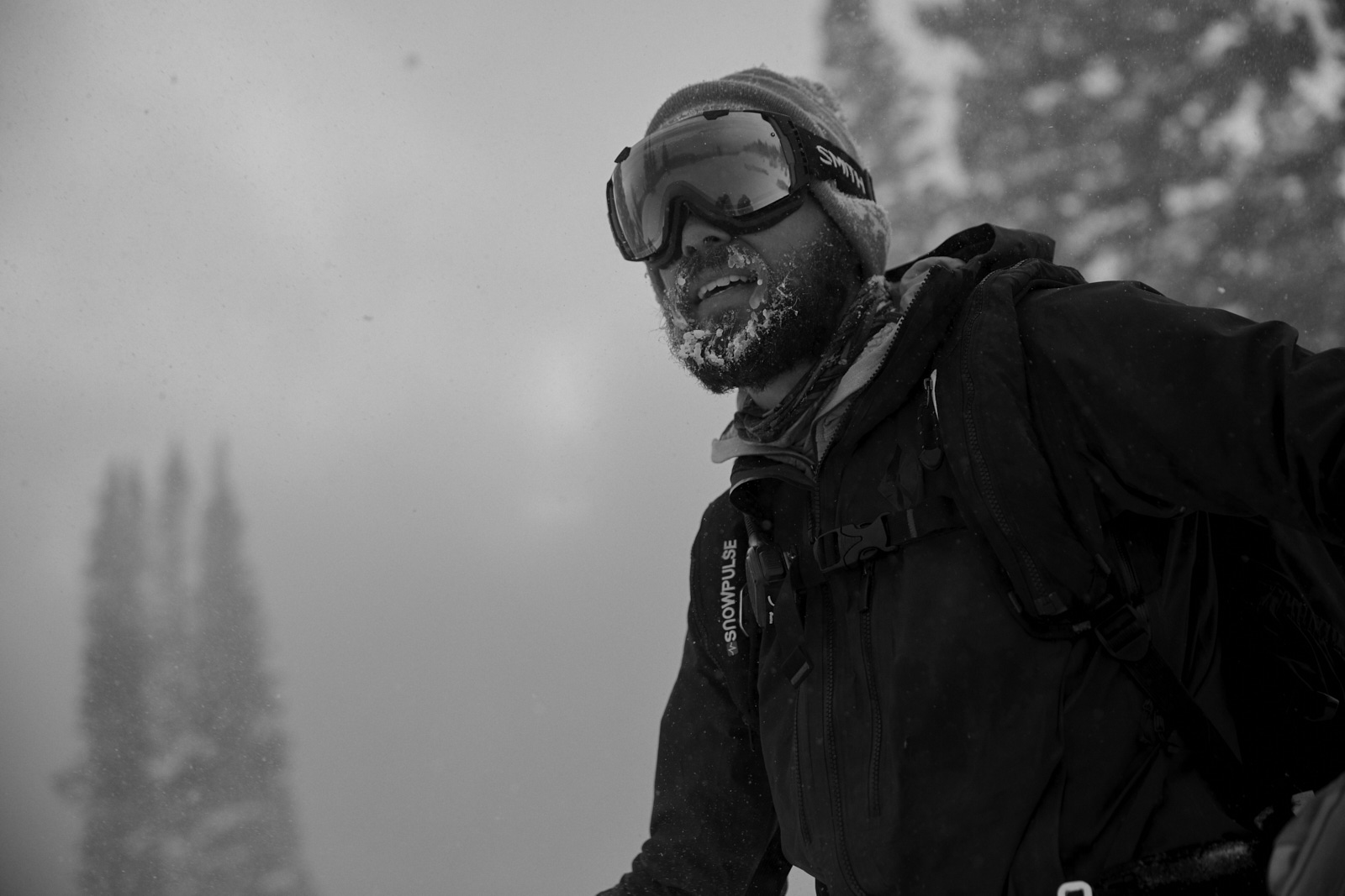 Extreme action sports and athletes traveling throughout Colorado. Photographed and filmed several athletes ranging from ice climbing, skinning and skiing, to snowmobiling during extreme winter conditions.